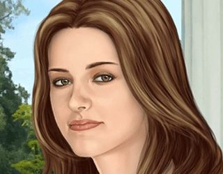Kristen True Make Up