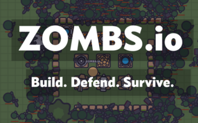 Zombs.IO – Review, Strategy, Tips & Tricks!